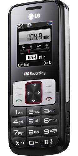 LG GB160 black