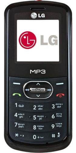 LG GB170 black