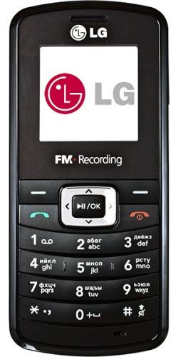 LG GB190 black titan