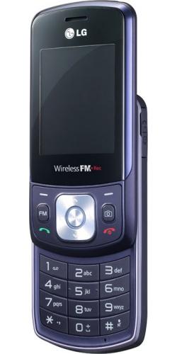 LG GB230 purple