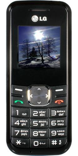 LG GS101 black