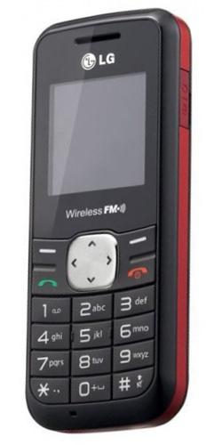 LG GS106 black