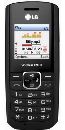 LG GS155 black