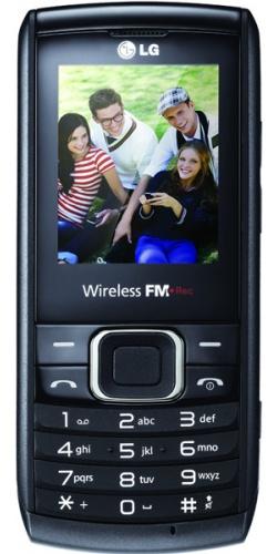LG GS205 black