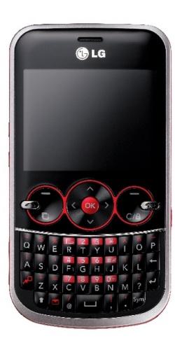 LG GW300 red
