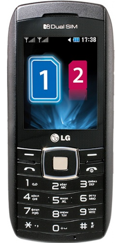 LG GX300 black