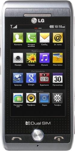 LG GX500 black
