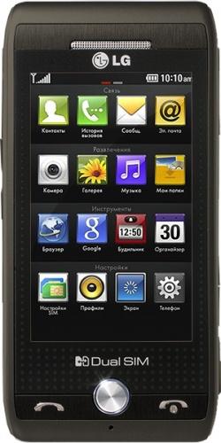 LG GX500 brown