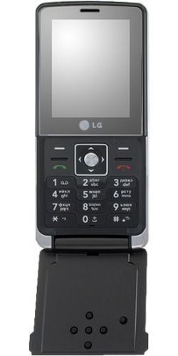 Фото телефона LG KM380 dark brown