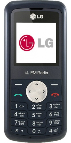 LG KP105 black