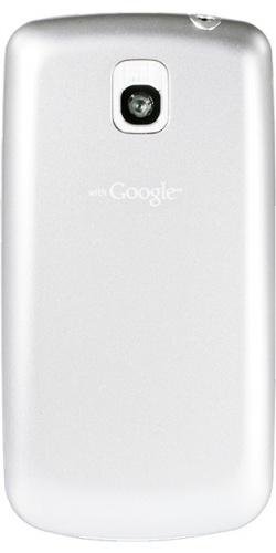 Фото телефона LG P500 Optimus One white gold
