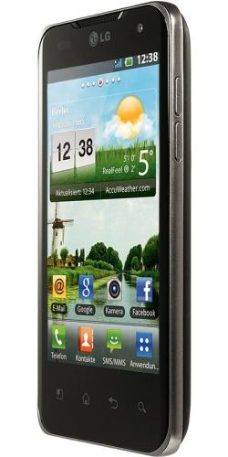 Фото телефона LG P990 Optimus 2X black