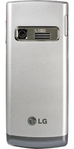 Фото телефона LG S310 silver