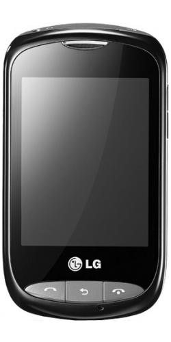 LG T310i titanium