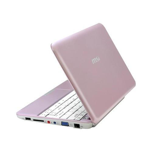 MSI Wind pink (U100-242UA)