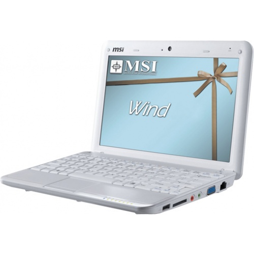 Фотография MSI Wind white (U100-269UA)