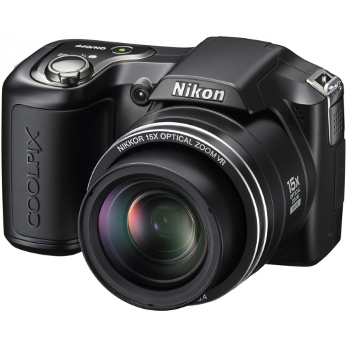 Фото Nikon Coolpix L100 black
