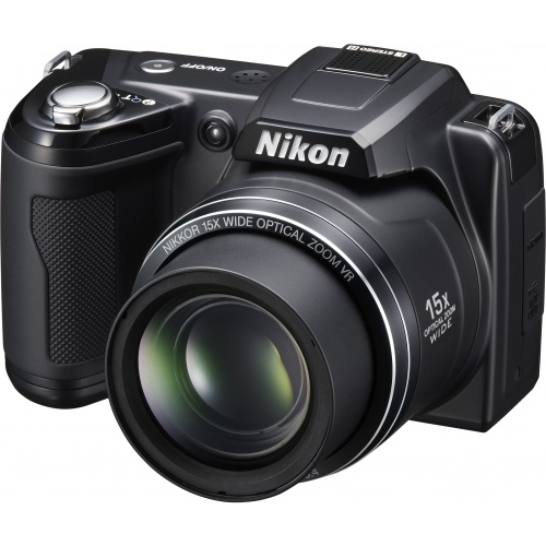 Фотография Nikon Coolpix L110 black