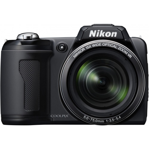 Фото Nikon Coolpix L110 black