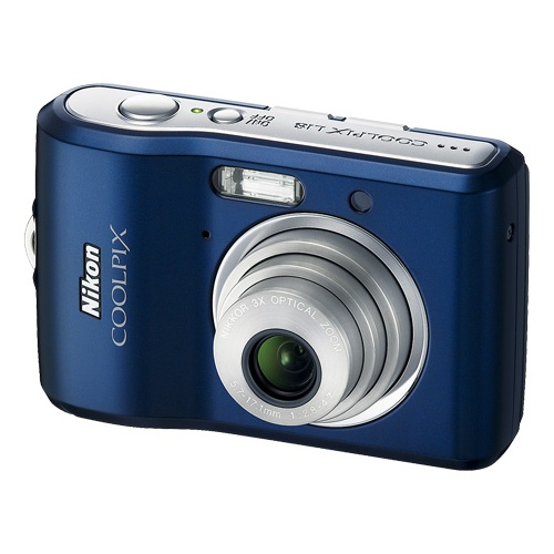 Nikon Coolpix L18 blue