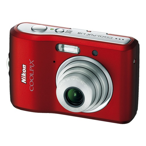 Nikon Coolpix L18 red