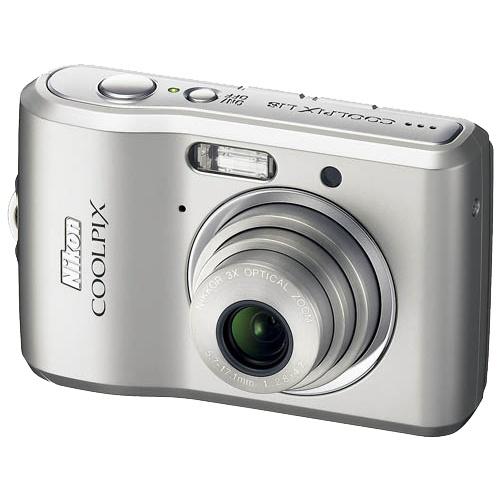 Nikon Coolpix L18 silver