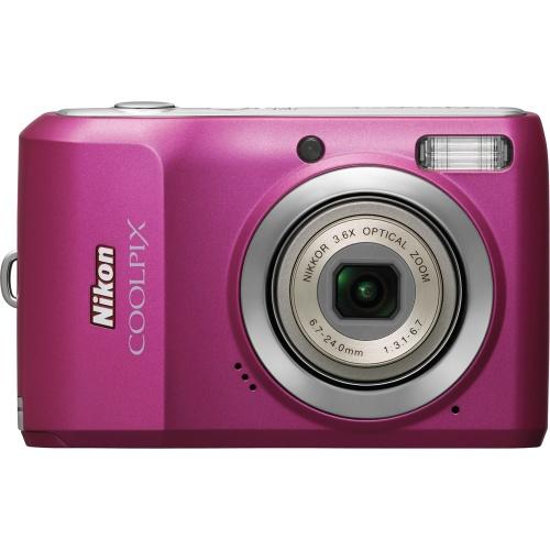 Nikon Coolpix L19 pink
