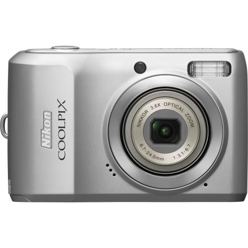 Nikon Coolpix L19 silver