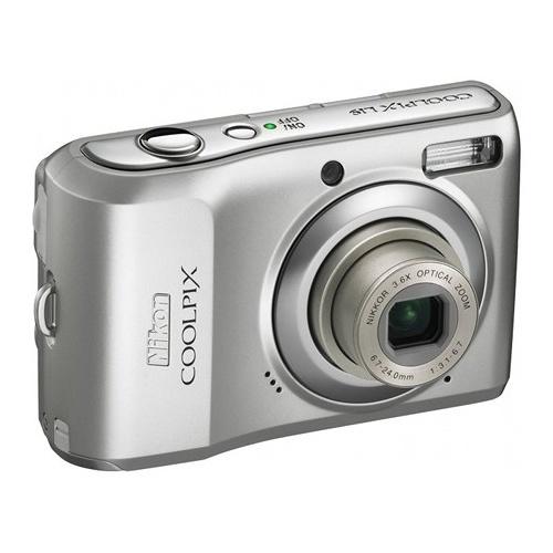 Nikon Coolpix L20 silver