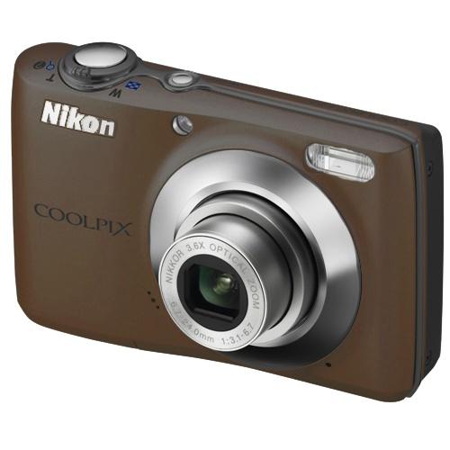 Nikon Coolpix L21 brown