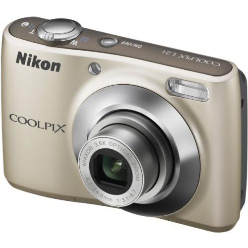 Nikon Coolpix L21 silver
