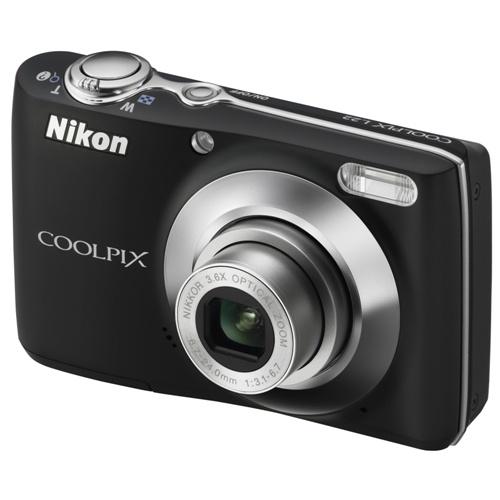 Nikon Coolpix L22 black
