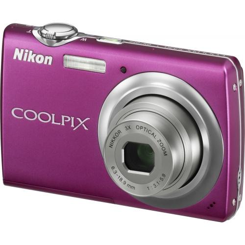Nikon CoolPix S220 magenta