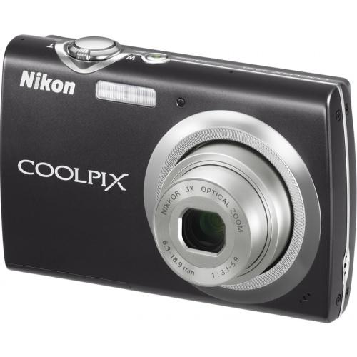 Nikon CoolPix S230 black