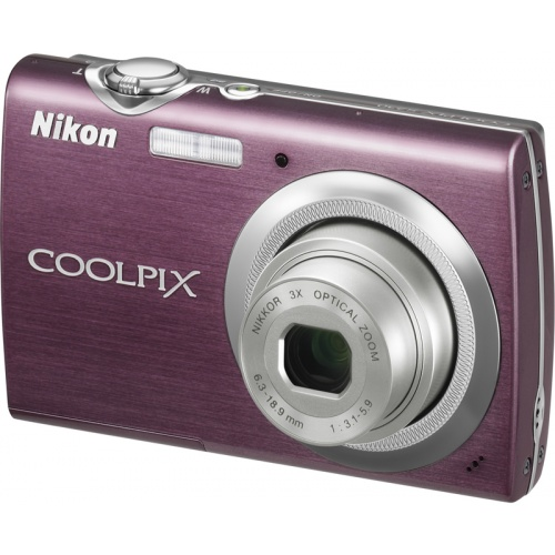 Nikon CoolPix S230 purple