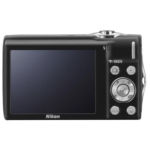 Фото Nikon Coolpix S3000 black