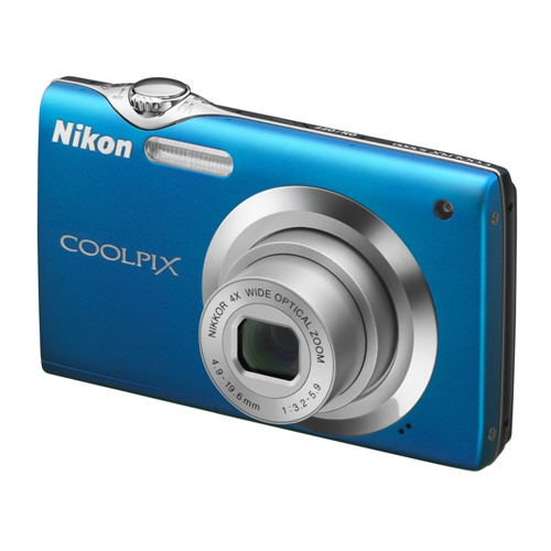 Nikon Coolpix S3000 blue