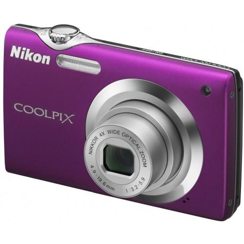 Nikon Coolpix S3000 magenta