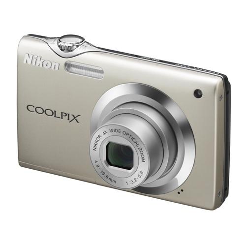 Nikon Coolpix S3000 silver