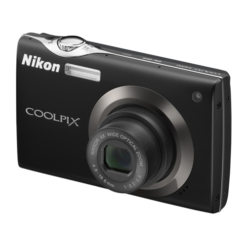 Nikon Coolpix S4000 black