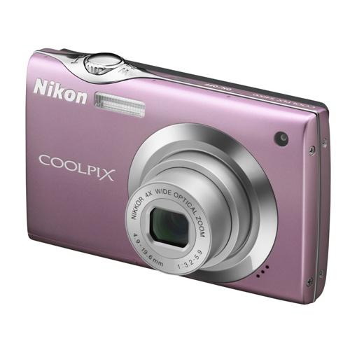 Nikon Coolpix S4000 pink