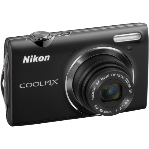 Nikon Coolpix S5100 black