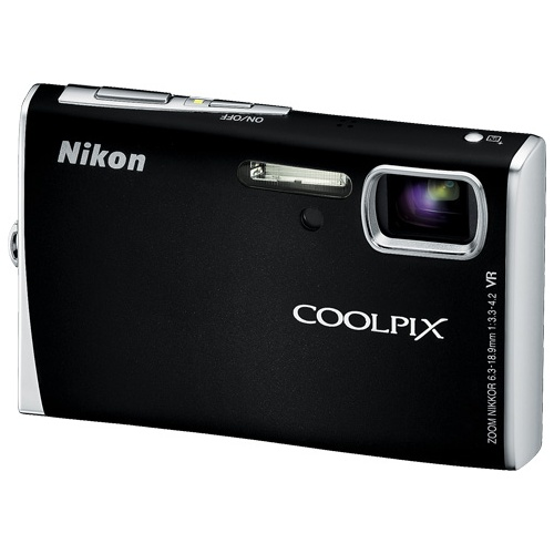 Nikon Coolpix S52 black