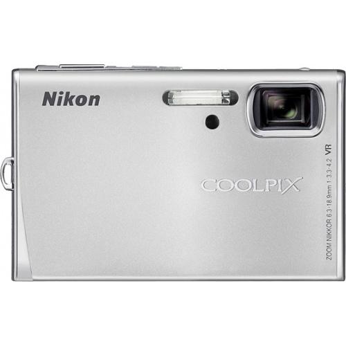 Nikon Coolpix S52 silver