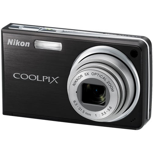 Nikon CoolPix S550 black
