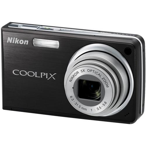 Nikon CoolPix S550 black