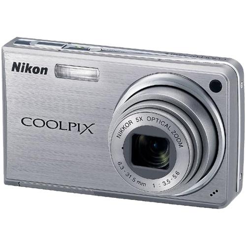 Nikon CoolPix S550 silver