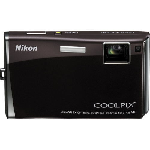 Nikon Coolpix S60 black