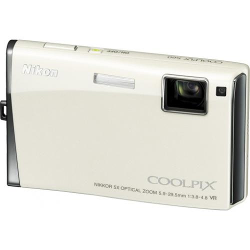Nikon Coolpix S60 white