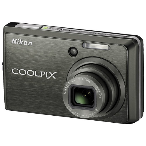 Фотография Nikon CoolPix S600 black